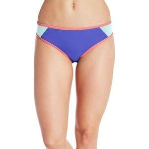 CALIA by Carrie Color Block Bikini Bottoms Swim XL